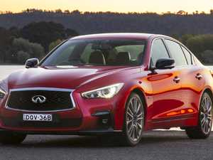 Infiniti Q50 is a showcase of emerging mobility software