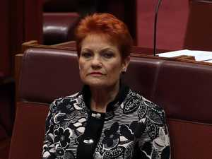 Hanson's 'it's OK to be white' motion fails
