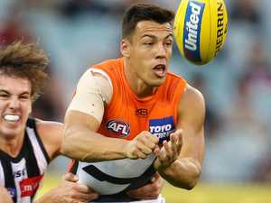 Bombers, Giants in trade standoff over Shiel