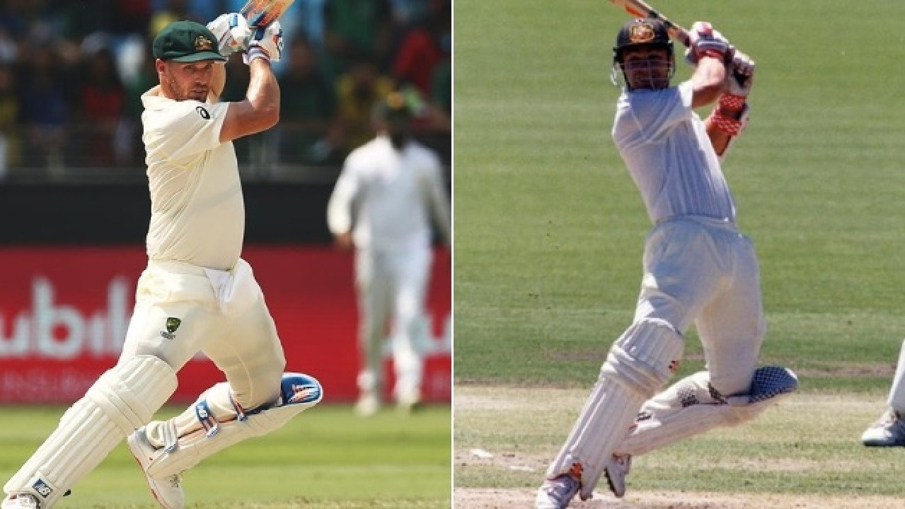 Mark Waugh sees comparisons in Aaron Finch and Michael Slater.