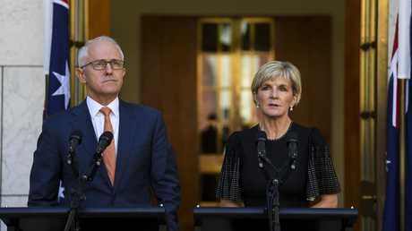 Australian parliament debates fallout from possible embassy move to Jerusalem
