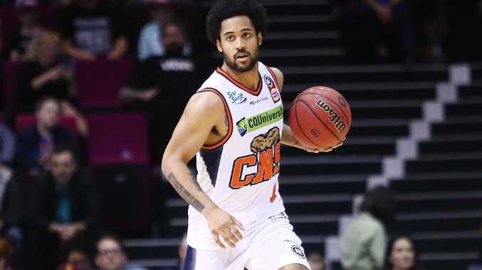 Melo Trimble is key for the Taipans. Picture: Getty.