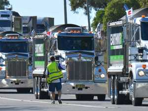 SYDNEY CONVOY FOR KIDS: The best trucks for the best cause