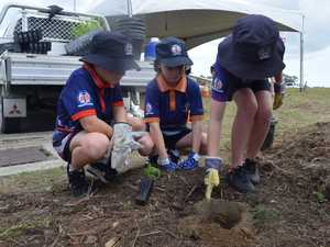 These Year 4 students at Mackay Christian College are