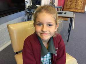 Deja Little, 6, Kindergarten, Chatsworth Public