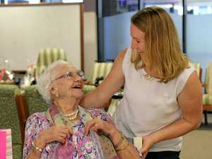 Labour of love: Carer's given a break with respite services
