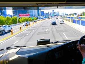 Truckies slam ban on busy Victorian freeway