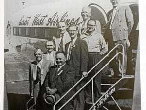 Club searches for ancestors of people who built aerodrome