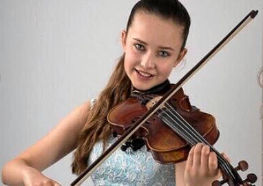 A violin for Rose.