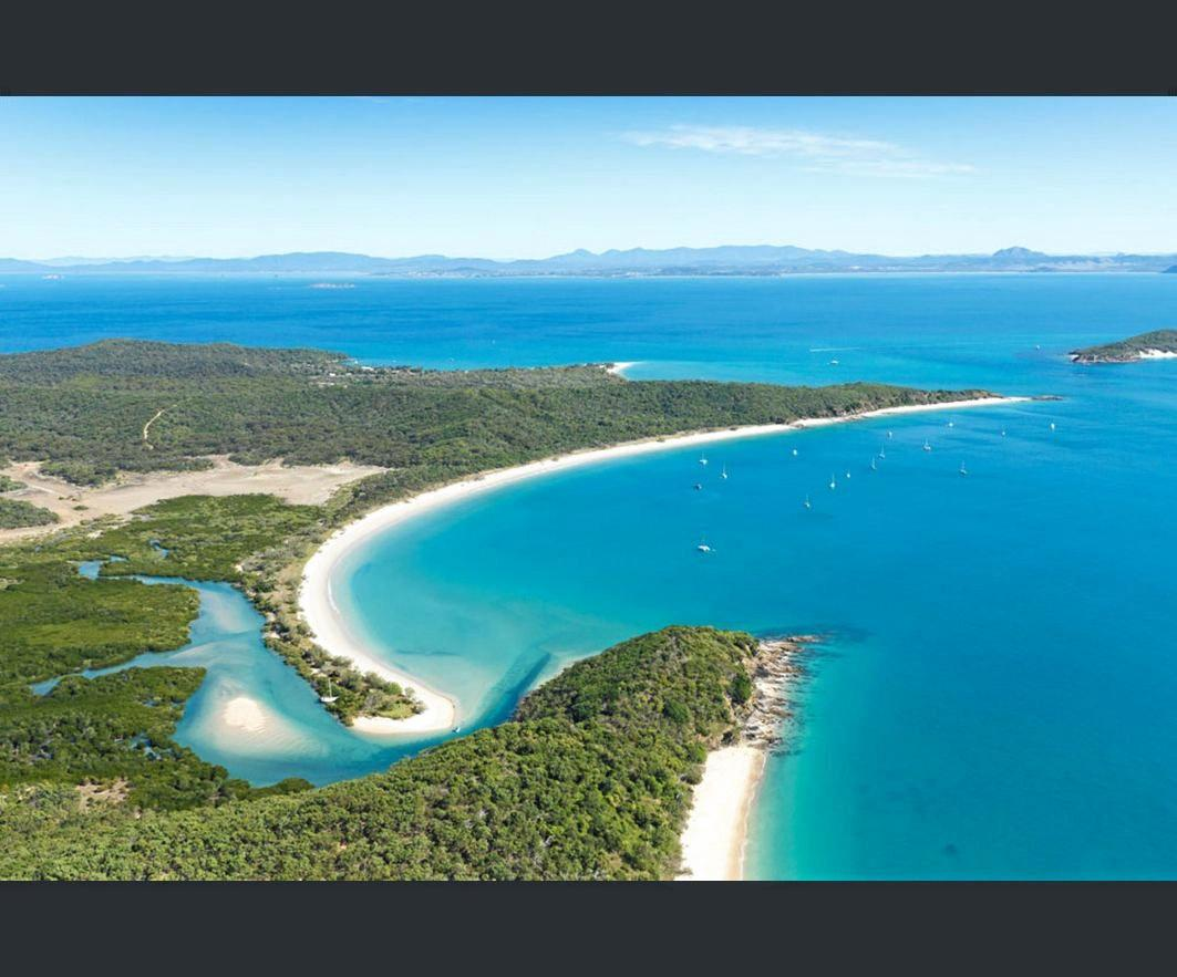 Great Keppel Island is just one of the major tourist attractions in the Southern Great Barrier Reef region.