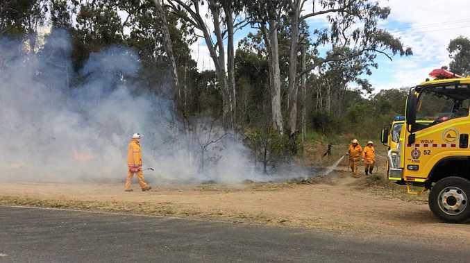 Queenslanders urged to support rural firefighters