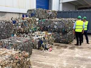 No waste to ratepayers during overseas waste tour