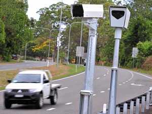 Man caught speeding three times in same spot blames servo