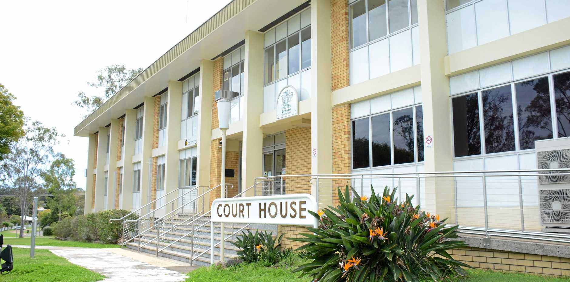 Magistrate Pink told him she did not want to see him in court again, during the Murgon Magistrates Court on October 16.
