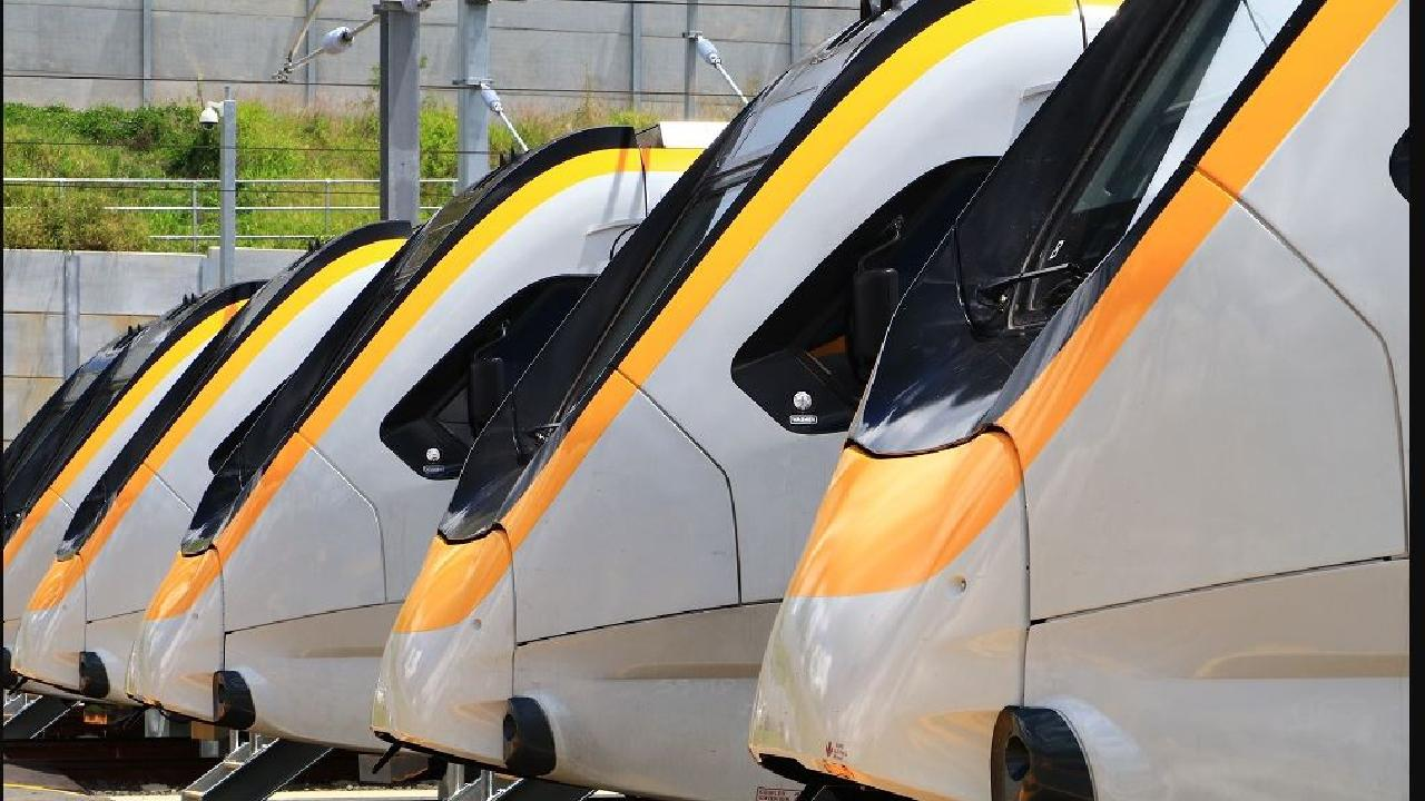 Queensland Rail's New Generation Rollingstock trains came into service last December.