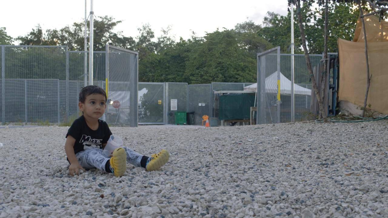Pressure is mounting on Scott Morrison to remove children from refugee detention on Nauru.