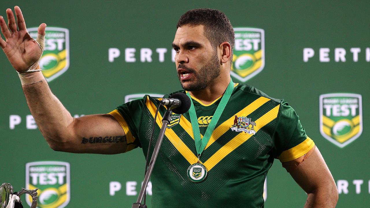 Inglis will come back a better leader for the Kangaroos. (Paul Kane/Getty Images)