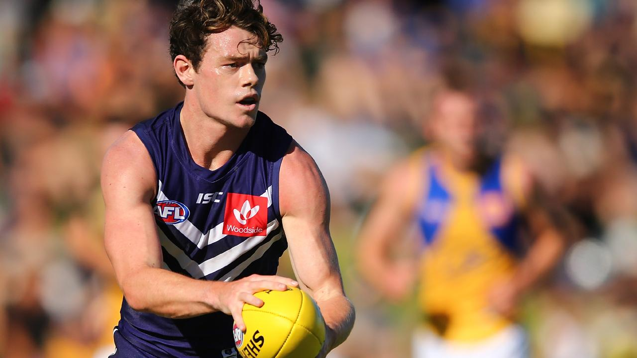 Lachie Neale would add star power and leadership to the Lions midfield. Picture: Getty