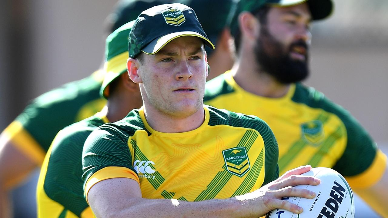 Luke Keary is battling to overcome concussion symptoms.