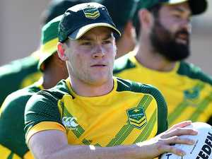 Keary named for Kangaroos clash with Tonga