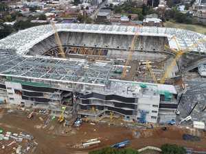 NRL chaos after Eels' stadium snub