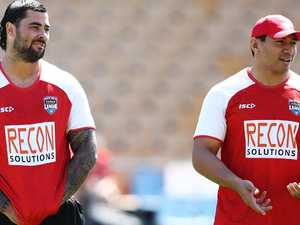 Fifita and JT headline strong Tonga team for Kangaroos clash