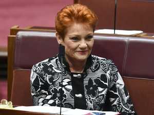 'White guilt' Pauline Hanson explodes