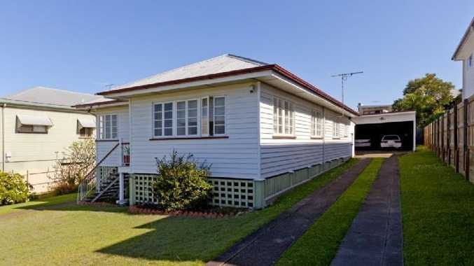 Now the house, the one in which Mum has lived for the past 63 years, is being sold.
