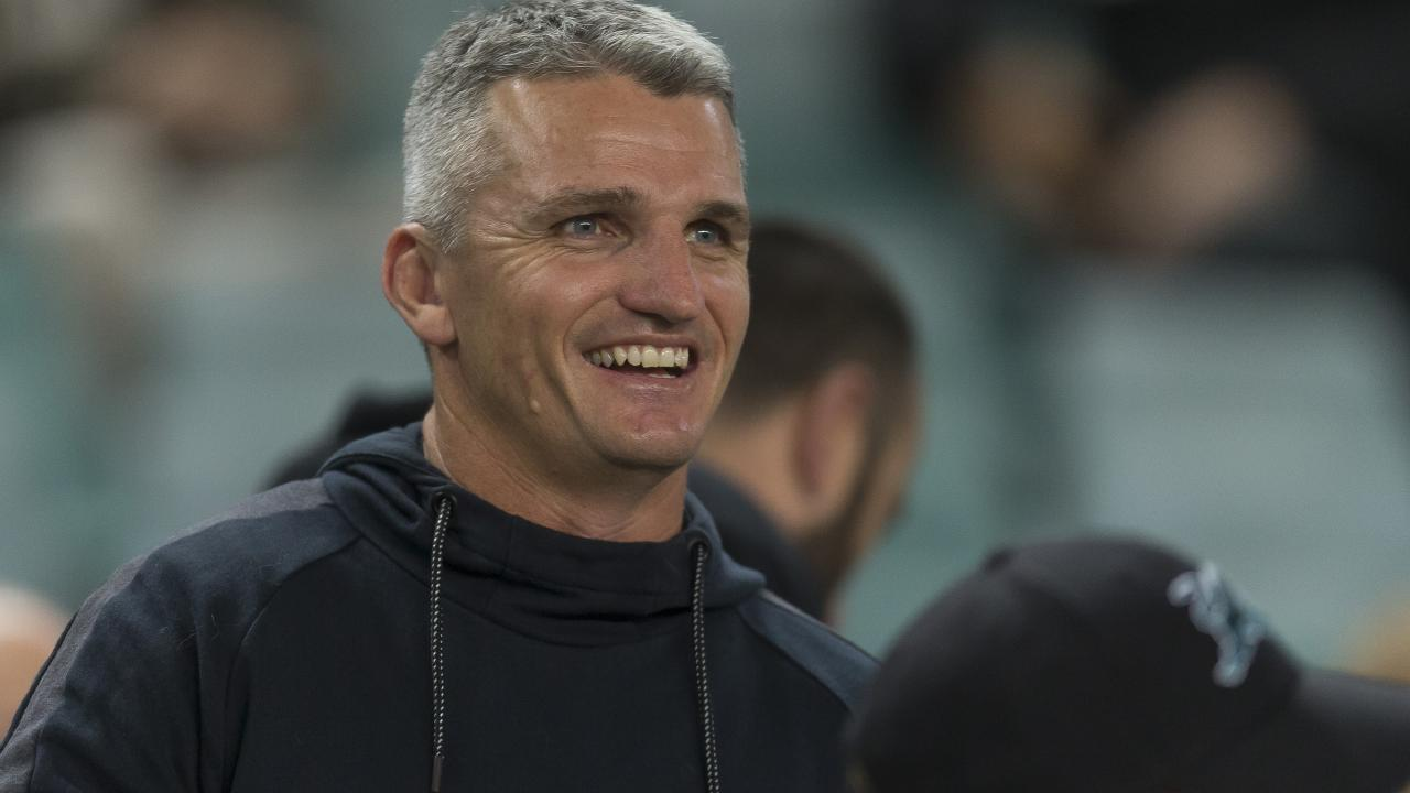 Cleary's arrival will happen — we're just not sure when... (AAP Image/Craig Golding)