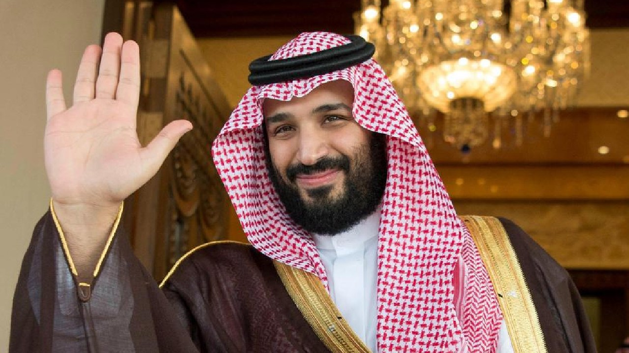 Crown Prince Mohammad bin Salman could be set to launch Man United takeover.