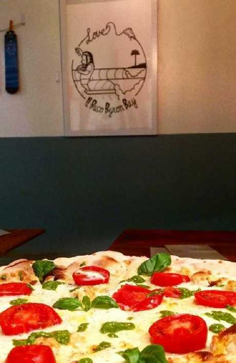 Il Buco dishes up authentic Italian-style pizzas.