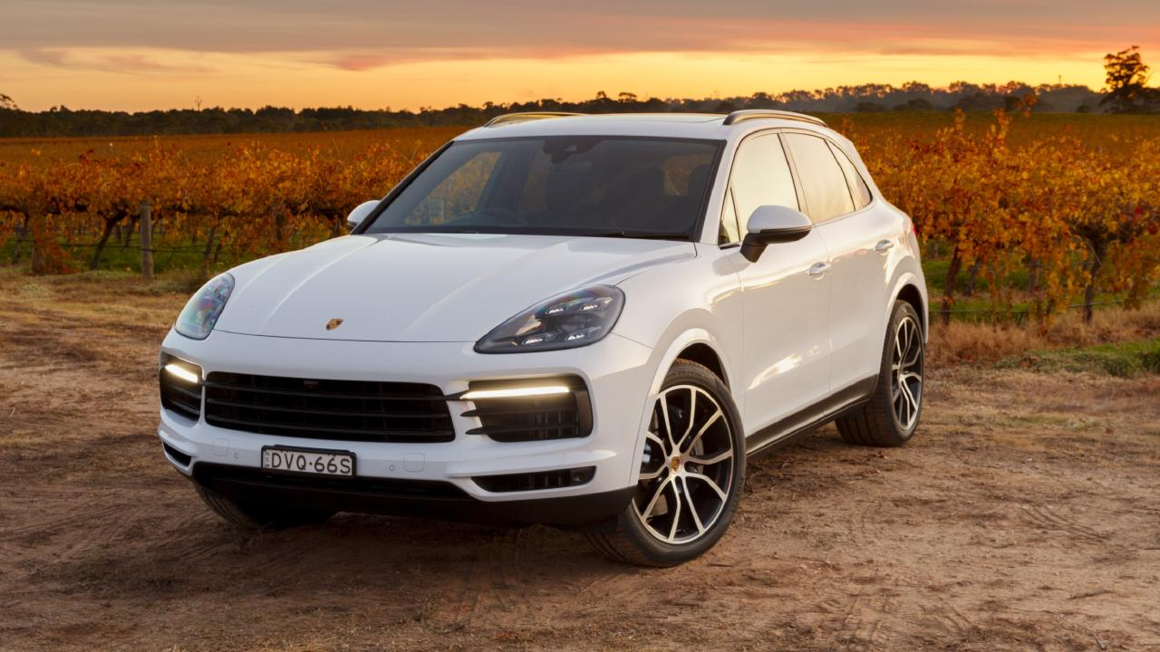 Porsche has launched its third-generation Cayenne. Picture: Supplied.