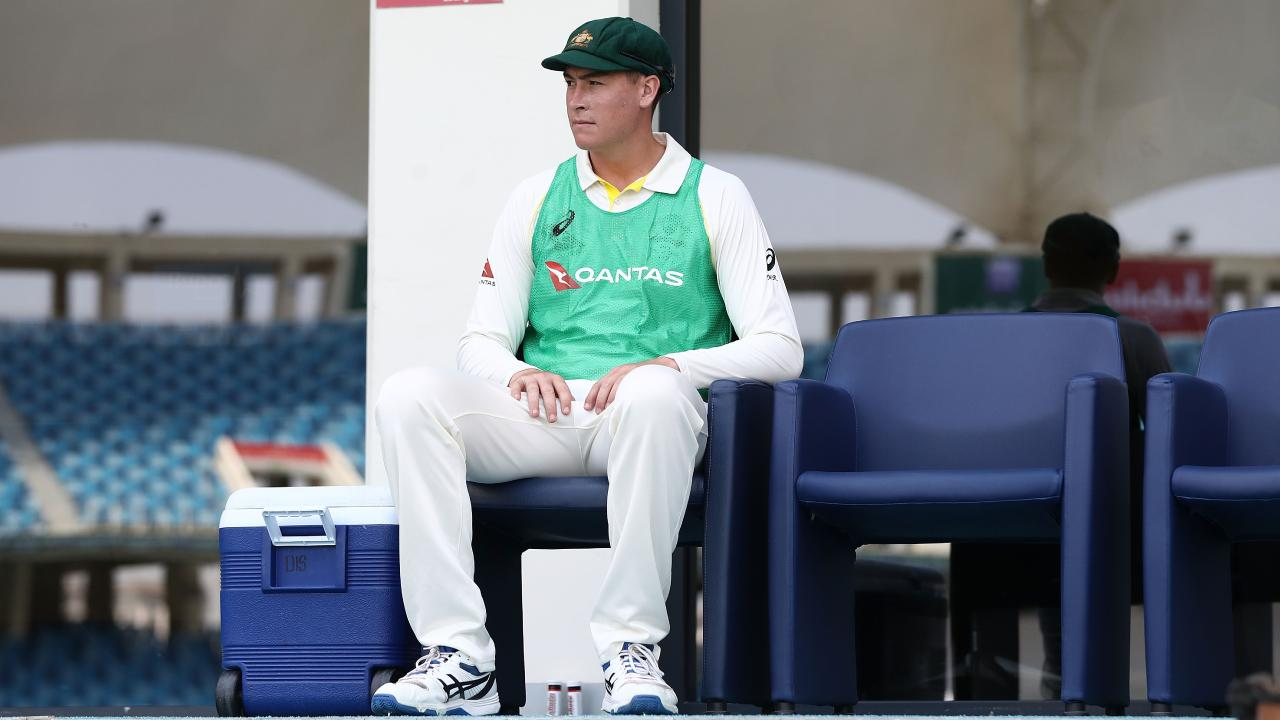 Matt Renshaw is set to remain on the sidelines for the second Test against Pakistan.