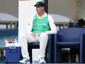 Healy: Renshaw 'not aggressive enough' for Pakistan series