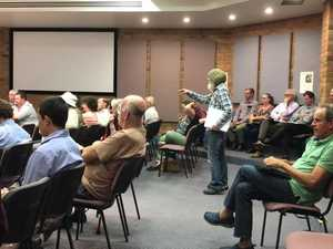 North Lismore Plateau meeting