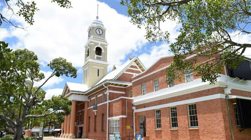 Maryborough City Hall.