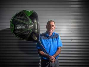 Greg Harvison has qualified for the NSW Seniors Golf