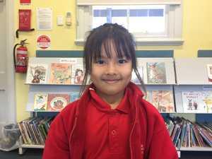 Bella Read, 6, Tucabia Public School