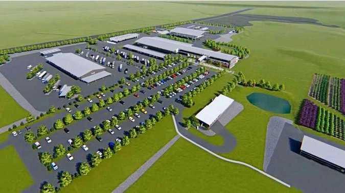 Principal Depot project reaches major milestone