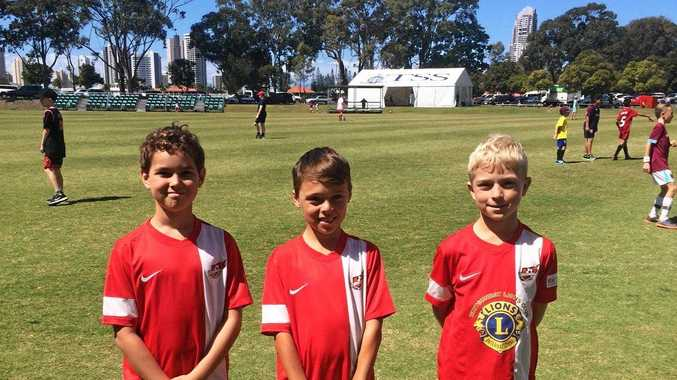 Whitsunday youngsters impress