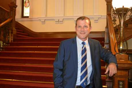 Member for Bundaberg David Batt said he would vote against the proposed legislation.