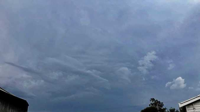 Severe storm warning issued for southeast