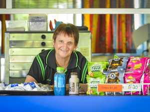 Clinton State School tuckshop convenor calls time on service