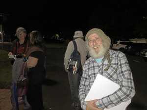 Activist shuts down meeting over Lismore plateau development