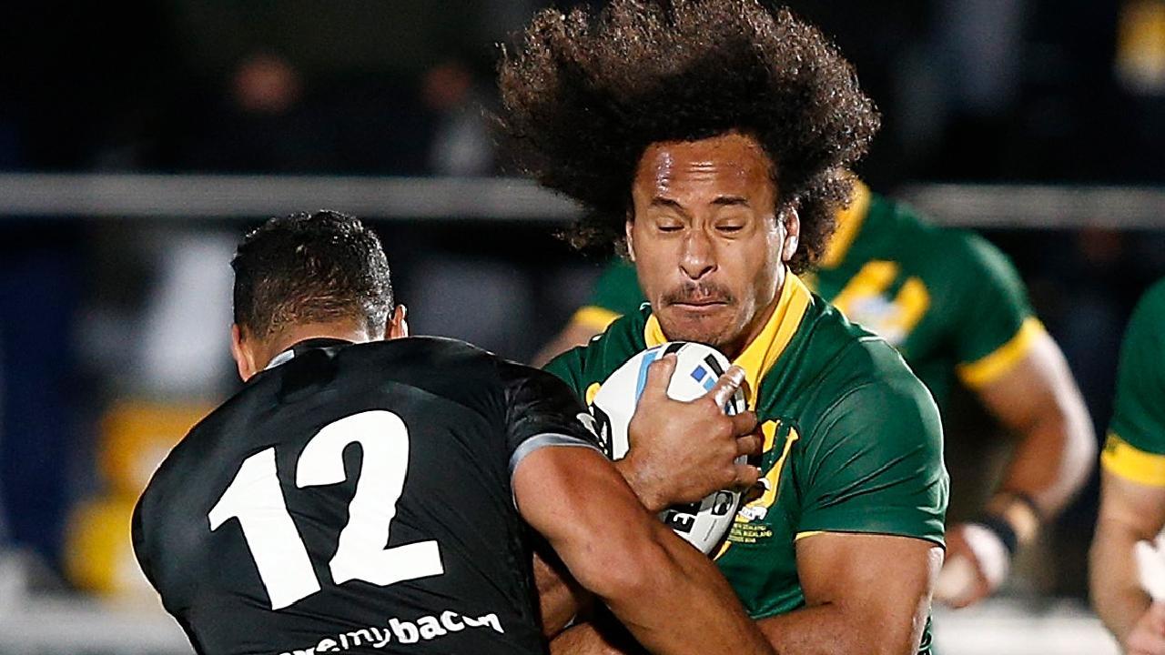 Felise Kaufusi chose Australia over Tonga.
