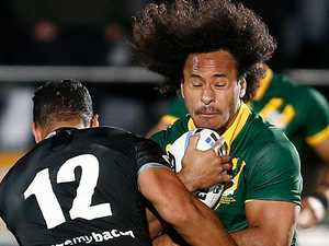Kangaroos call easy for Kaufusi