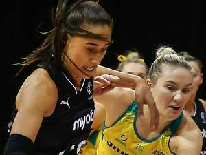 Diamonds to 'hit back hard' against NZ