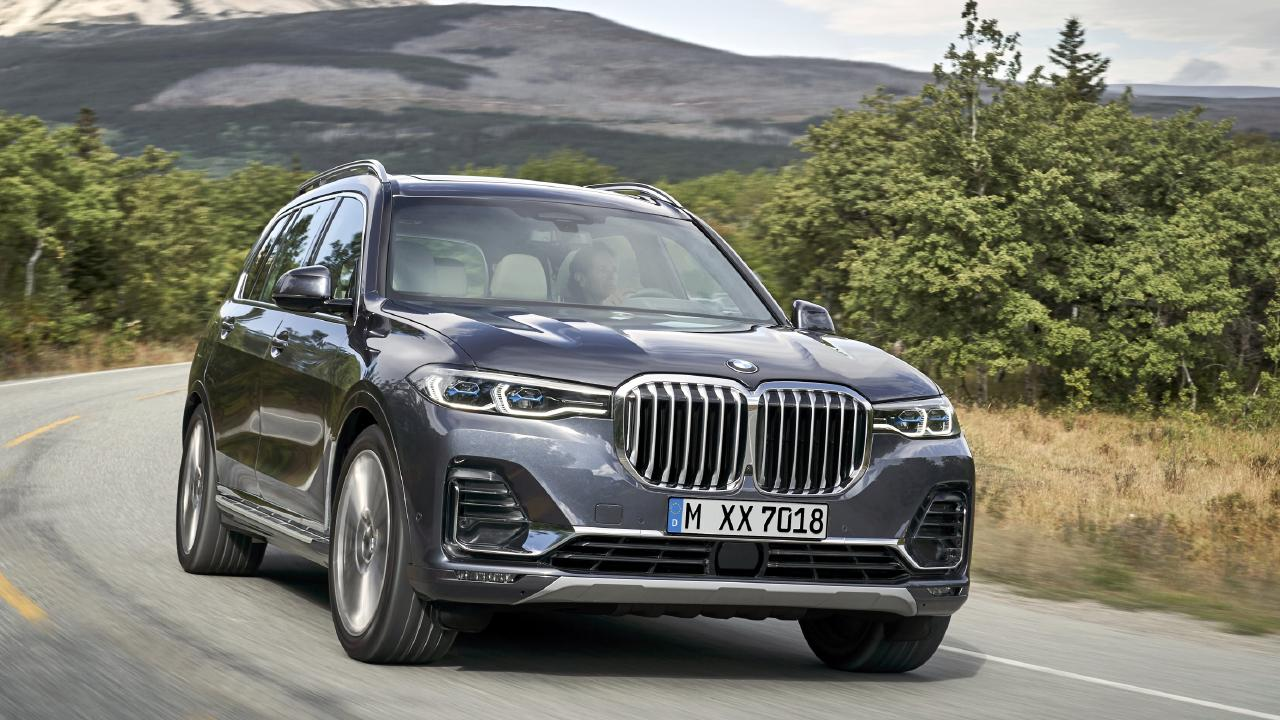 BMW finally has a full-size seven-seat SUV.