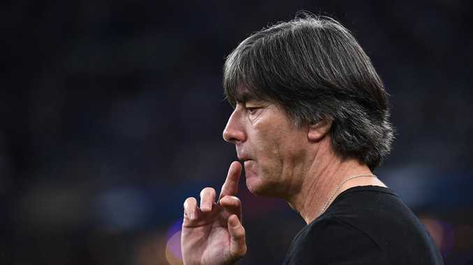 Germany's were left stunned by France and there's been calls for Joachim Loew to get the sack!