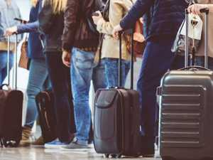 Glaring problem with new airport rules